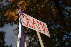 Denver Obama Rally October 2008